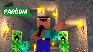 Minecraft: PARÓDIA DESPACITO (Luis Fonsi, Daddy Yankee ft. Justin Bieber) - Explodido