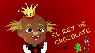 EL REY DE CHOCOLATE (Bombón I) de CRI-CRI
