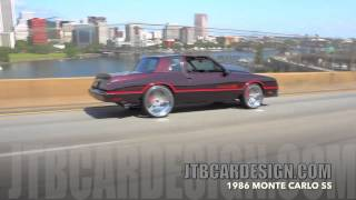 1986 Monte Carlo SS built by JTBCarDesign