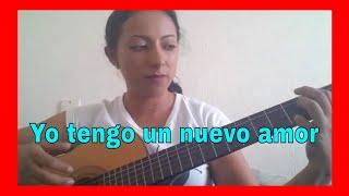 Yo tengo un nuevo amor - cover guitarra Roxana Contreras