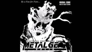 Metal Gear Solid: Original Score - The Best is Yet to Come (Alt.Version/arr.Vincent Séjourné)