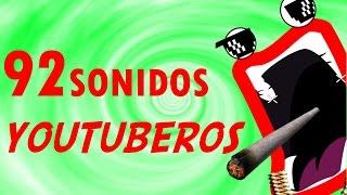 PACK 92 SONIDOS Fx YOUTUBEROS