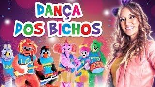 Dança dos Bichos - Ilana e a Banda dos Bichos (Clipe Infantil Gospel)