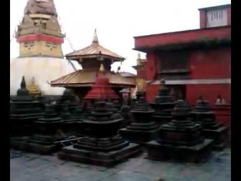 Swayambhunath (Monkey Temple). Kathmandu. Nepal 2011