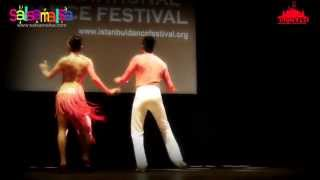 David and Paulina - 2013 Istanbul International Dance Festival - Saturday