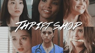 ● Teen Wolf Girls l Thrift shop
