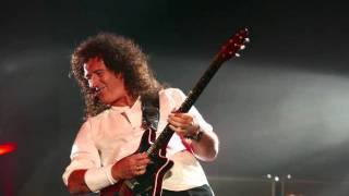 Brian May - Invisible Man Solo