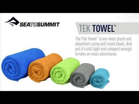 Toalha Tek Towel P - Sea to Summit
