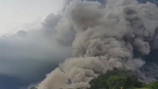 Victims of Guatemala volcano could be heard crying out for help