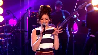 Rosa Iamele performs 'Heart Of Glass': Knockout Performance - The Voice UK 2015 - BBC One