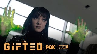 The Inner Circle Executes A Bank Heist | Season 2 Ep. 7 | THE GIFTED