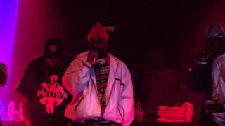 Ghostface Killah - Ghost Deini & Cappadonna - Milk The Cow - Live in SF