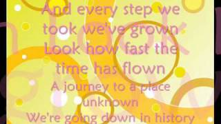 Pyramid - Charice and Iyaz (lyrics)