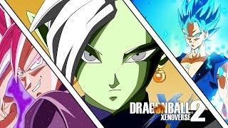 Nuovi DLC epici! - Dragonball Xenoverse 2 - Min3rva 11 ita