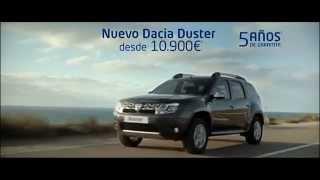 Anuncio Dacia Duster 2014