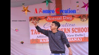 Badri Nath ki Duhlaniya and Abhi Mujh Mein kahin annual fanction performance