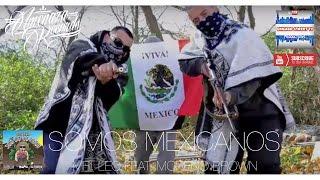 Mr. Leo Feat. Moreno Brown - Somos Mexicanos [NEW CHICANO RAP 2017!!!] Hip Hop Y Rap En Español