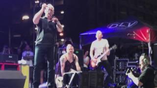 Fat Mike crashed Bad Religion's set @PunkRock Bowling 17