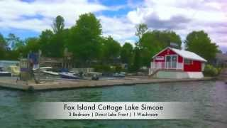 Fox Island Cottage For Sale | Lake Simcoe RE/MAX