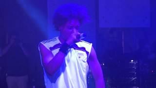 Dope D.O.D. Live - The Island @ Sziget 2012