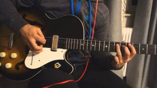 Black Pistol Fire - Suffocation Blues ( cover )
