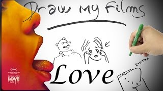 Love - Draw my Cannes