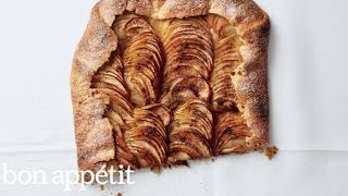 How to Make a Perfect Fall Apple Galette | Bon Appetit