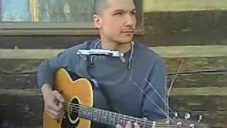 Percussive Guitar and Harmonica
