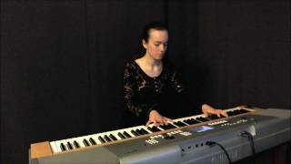 Conquest of paradise - Vangelis - piano cover by Olena