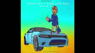 RoyalTee - Flex Like ouu Remix (Offical Video)