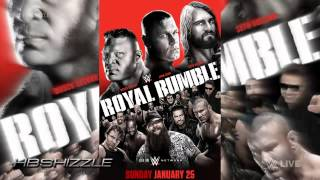 "WWE Royal Rumble 2015 Official Theme Song - ""Gonna Be A Fight Tonight"" + Download Link"