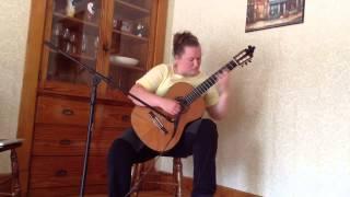 Georgia On My Mind - Classical Guitar