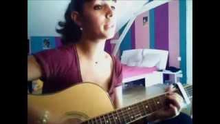 Reprise à la guitare de Ave cesaria - Stromae -