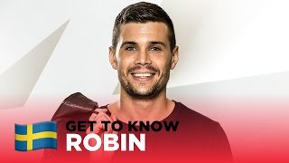 ESC 2017: Get to know... ROBIN BENGTSSON from SWEDEN 🇸🇪