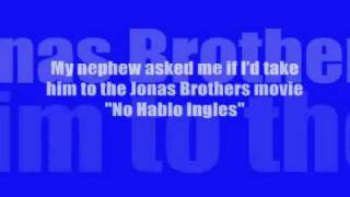 No Hablo Ingles With Lyrics (By: Bowling For Soup)