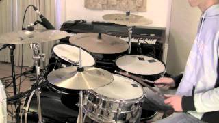 This Ain't A Scene, It's An Arms Race - Fall Out Boy - The Drum Ninja (Drum Cover)