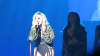 Secret Love Song - Little Mix live in NYC Dangerous Woman Tour 2/23/17