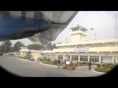 Saidpur Airport, Saidpur , Dinajpur (Bangladesh)
