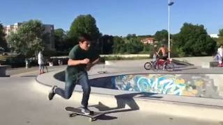 teaser de la chaine S&G skateboarding