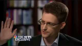 NBC Censors Snowden's Critical 9/11 Comments from Prime Time Audience
