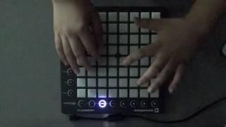 Martin Garrix & Dua Lipa - Scared To Be Lonely (Brooks Remix) (DJ C.C Launchpad MK2 cover)