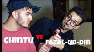 When CHINTU met FAZAL-UD-DIN   Shahveer Jafry width=