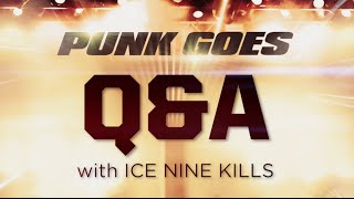 Punk Goes Pop Vol. 6 - Ice Nine Kills Q&A