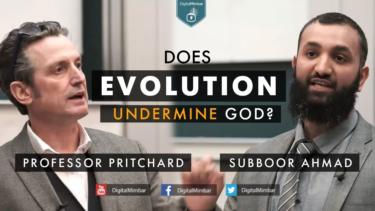 Does Evolution Undermine God?