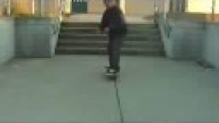 Crossfade - So Far Away (Skate Video)