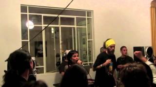 Verdadera union- Lengualerta y Katherine Durruti en México