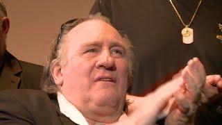 Depardieu é investigado por estupro