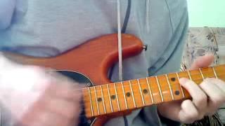 Whitesnake - Still Of The Night solo cover