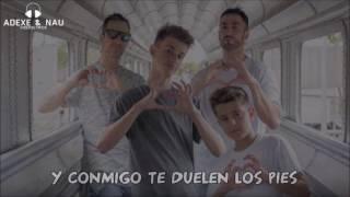 Duele El Corazón - Ivan Tróyano & JM Ft. Adexe & Nau - Letra (Cover de Enrique Iglesias Ft. Wisin)