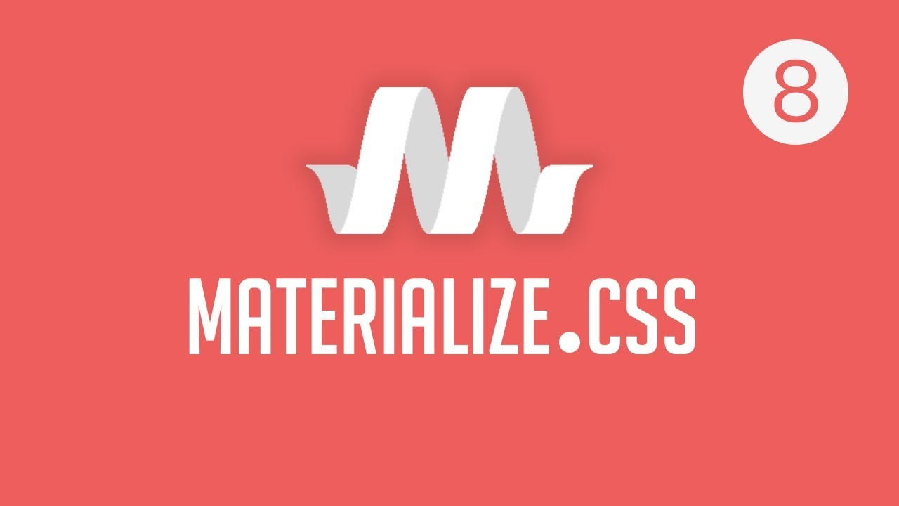 Download thumbnail for Materialize Navbar and Footer - YouTube